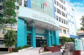 PHOTOS OF BINH DAN HOSPITAL
