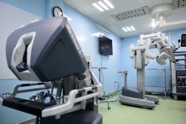 Phẫu thuật Robot tại Bệnh viện Bình Dân