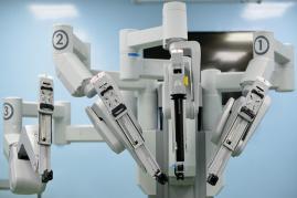 ROBOT SURGERY AT BINH DAN HOSPITAL