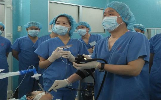 Hội thảo chuyên đề: Cắt cơ vòng dưới thực quản qua nội soi đường miệng điều trị co thắt tâm vị