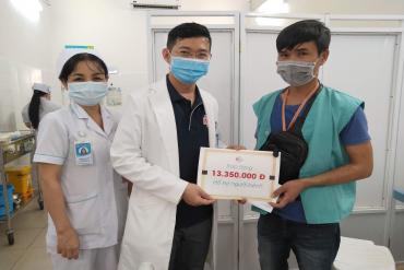 Thông tin hỗ trợ người bệnh N.T.D.