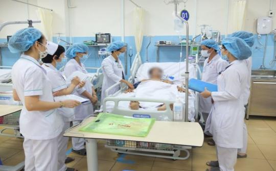 Phối hợp điều trị đa mô thức cứu sống 14 trường hợp viêm tụy hoại tử nặng trong 3 tháng đầu năm 2021