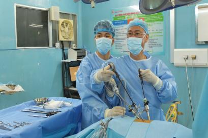 Phẫu thuật điều trị bướu thận mà không phải cắt bỏ toàn bộ thận