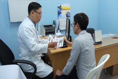 Chương trình tầm soát miễn phí  bệnh lý mạch máu ngoại biên cho 300 người