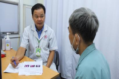 Chương trình tư vấn tầm soát miễn phí Ung thư đại trực tràng cho 1000 người