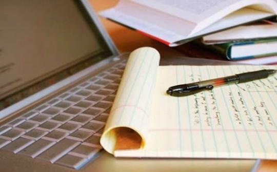 """Thông báo về Hội thảo trực tuyến """"Cách viết và trình bày dữ liệu trong bài báo khoa học"""""""