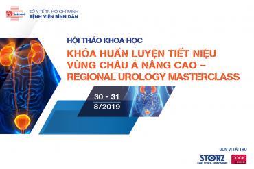 Invitation to attend the Regional Urology Masterclass
