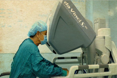 Robot-assisted surgery trending in Vietnam's major cities
