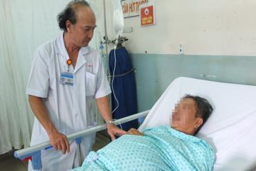 Nhiều người bị viêm tụy cấp trong những ngày Tết