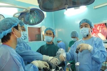 BV Bình Dân TP.HCM: Áp dụng kỹ thuật mới giúp phẫu thuật triệt để ung thư
