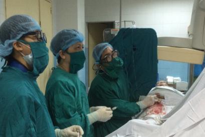Bệnh viện Bình Dân TP.HCM cứu một bệnh nhân khỏi nguy cơ cắt thận