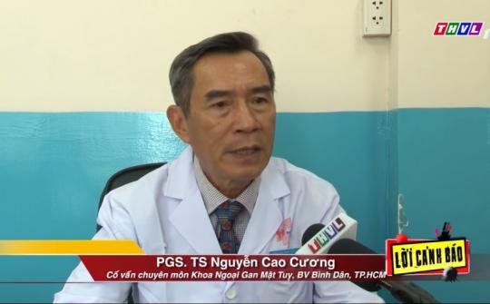 Lời cảnh báo – THVL | Nguy cơ nhiễm vi rút viêm gan từ việc xăm môi, xăm mình