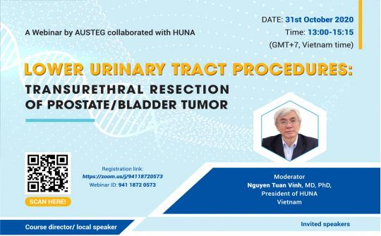 Lower Urinary Tract Procedures: Transurethral resection of Prostate/Bladder tumor