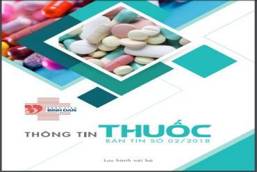 THÔNG TIN THUỐC_BẢN TIN SỐ 02/2018