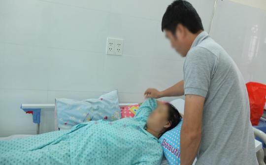 Bệnh viện Bình Dân dùng robot mổ cấp cứu thai phụ viêm tụy cấp
