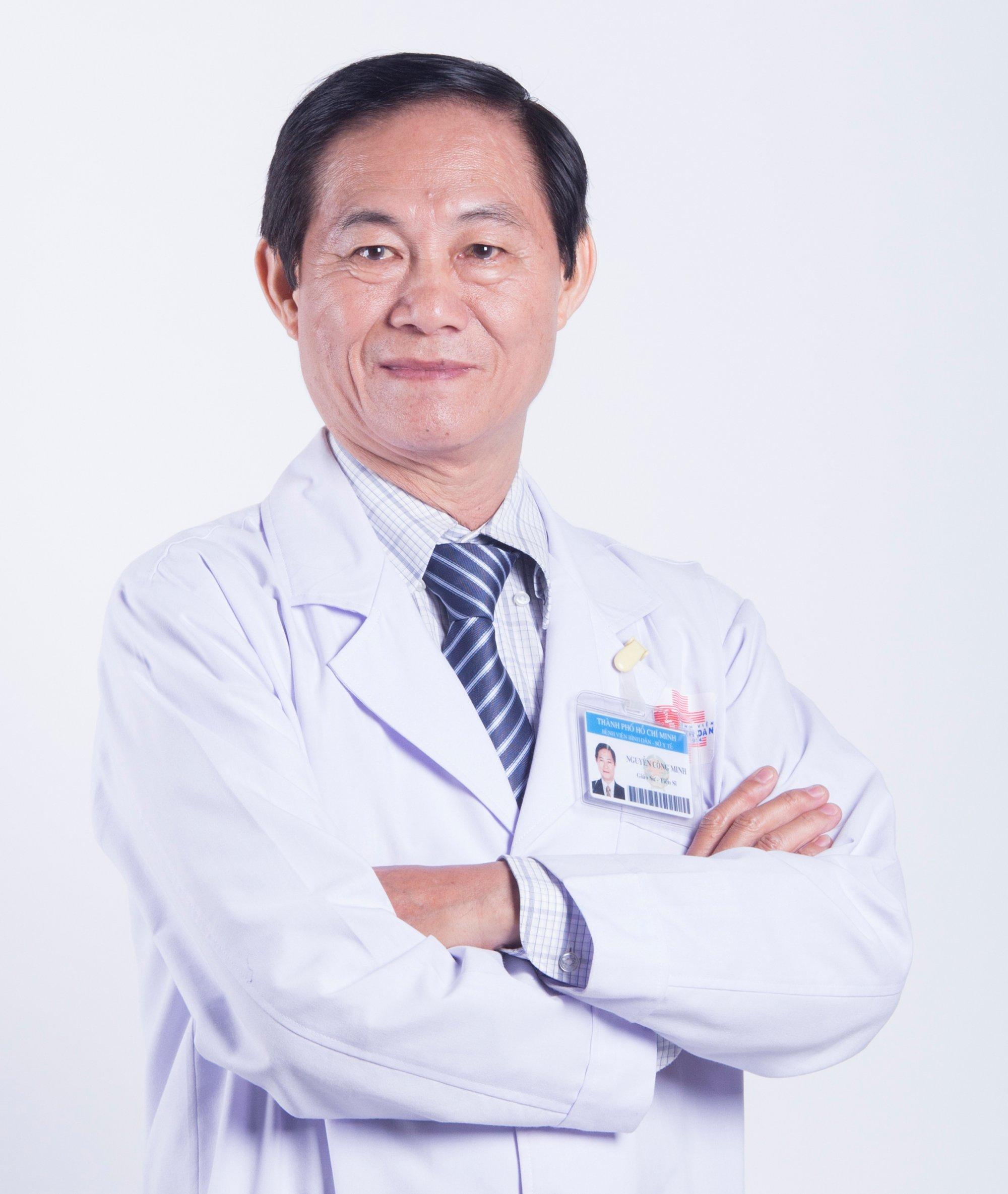GS.TS.BS. NGUYỄN CÔNG MINH